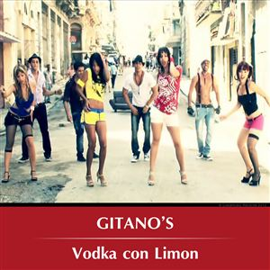 Vodka con limon