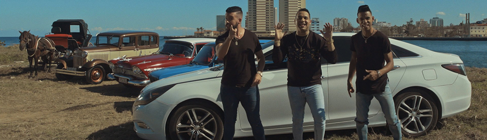 Yasser Ramos y el Tumbao Mayombe new video Haciendo historia